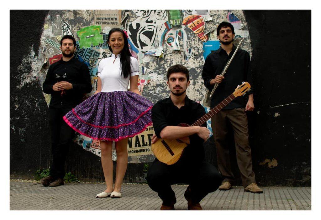 Camoruco grupo argentino